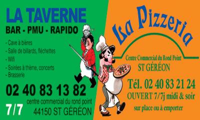La taverne pizz ria la taverne for Garage ad ancenis